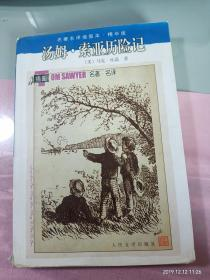 名著名译插图本:汤姆·索亚历险记