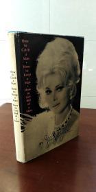 现货,好莱坞著名影星莎莎·嘉宝名著《如何抓住男人-如何留住男人-如何摆脱男人 》 约1970年出版,精装带书衣
