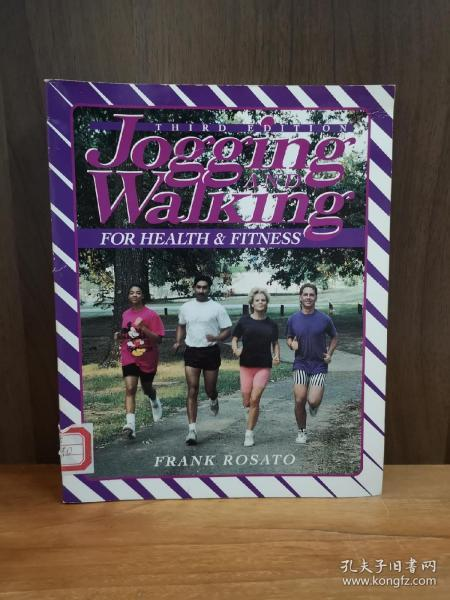 Jogging And Walking For Health And Wellness