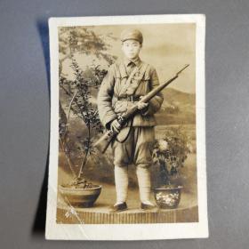 八路军小战士照片