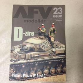 AFV Modeller 23 D-Zire