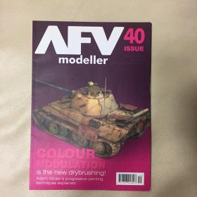 AFV Modeller 40