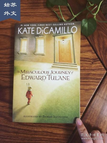 The Miraculous Journey of Edward Tulane 愛德華的奇妙之旅 英文原版 進口原版 全英文版