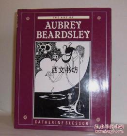 【包邮】1989年出版《比亚兹莱插画集》大量插图