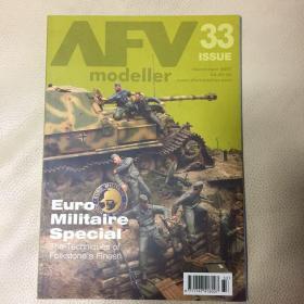 AFV Modeller 33