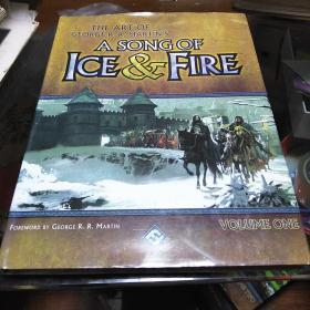 The Art of George R. R. Martins A Song of Ice and Fire:1