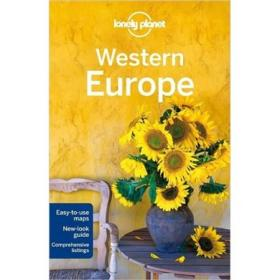 Lonely Planet: Western Europe (Multi-Country Travel Guide)孤独星球旅行指南:西欧