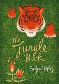 V&A收藏系列:丛林之书 英文原版 The Jungle Book: V&A Collectors Edition Rudyard Kipling 吉卜林