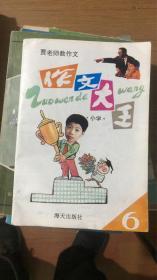 (贾老师教作文)作文大王小学(6)