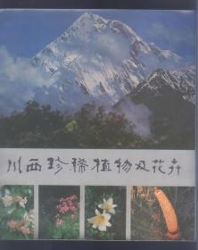 川西珍稀植物及花卉