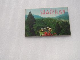 韶山明信片十二张全,1971年,韶山明信片全12张毛主席故居风光明信片,文革色彩漂亮浓重。