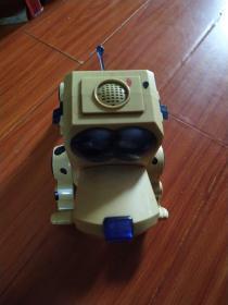 硬塑料玩具一电子狗(6节5号电池)好坏不详,品相自定