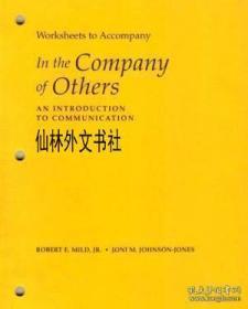 【包邮】Worksheets T/a In The Company Of Others 1999年出版