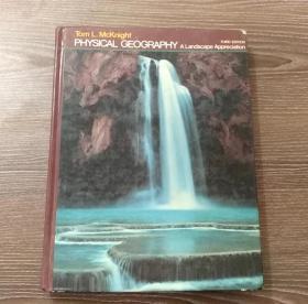 Mckninght Physical Geography A Landscape Appreciation Thrd Edition(自然地理学)