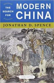 【现货】The Search for Modern China (Third Edition) 寻找现代中国(第三版)