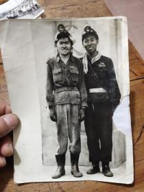 1958年在安源煤矿——照片