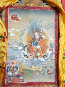 西藏唐卡画