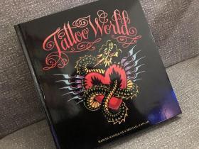 德文版 Tattoo World 纹身世界 纹身图案图鉴艺术画册