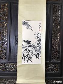 魏启后      纯手绘      国画(卖家包邮)              工艺品
