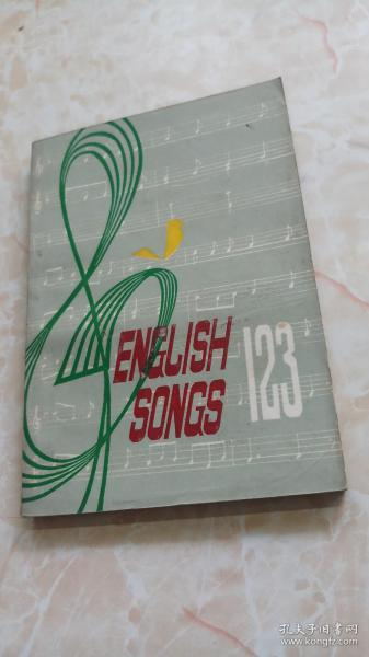 ENGLISH SONGS123