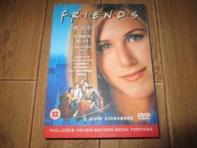 老友记(又名六人行)完整版 DVD(第1——10季)(60碟装) 售出不退换