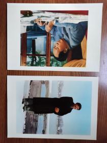 文革特色16开胶印毛主席,林图片26张(原图发货)