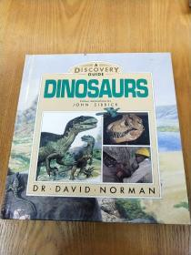 A Discovery Guide:Dinosaurs