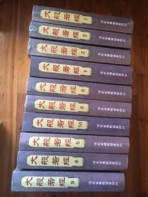 大般若经 (全30册10本)精装绸缎面 包快递