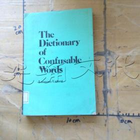 THE DICTIONARY OF CONFUSABLE