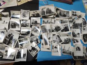 老照片(同一人)约60张