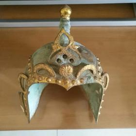 古代将士头盔