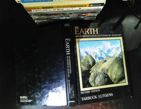 THE EARTH AN INTRODUCTION TO PHYSICAL GEOLOGY地球物理地质学导论【扉页有章】