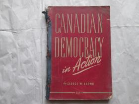 CANADIAN DEMOCRACY