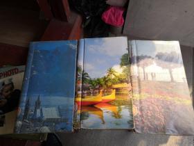 国外单户住宅及别墅实物照片影集 :三本影集共六百张原版黑白照片