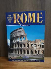 THE COLDEN BOOK OF   ROME(ENGLISH EDITION)