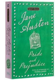 Jane Austen:Pride and Prejudice 傲慢与偏见 经典文学