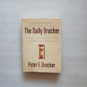 The Daily Drucker德鲁克日志 英文原版