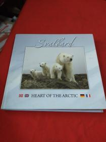 Sralbard HEART OF THE ARCTIC【精装本】