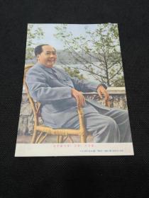 文革宣传画:毛主席万岁万岁万万岁(人民美术出版社)