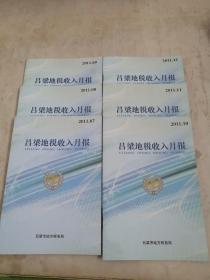 吕梁地税收入月报(2011年第7—12月)