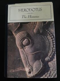 希罗多德:历史  Herodotus:The History
