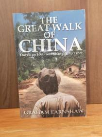 The Great Walk of China: Travels on Foot from Shanghai to Tibet作者签赠本
