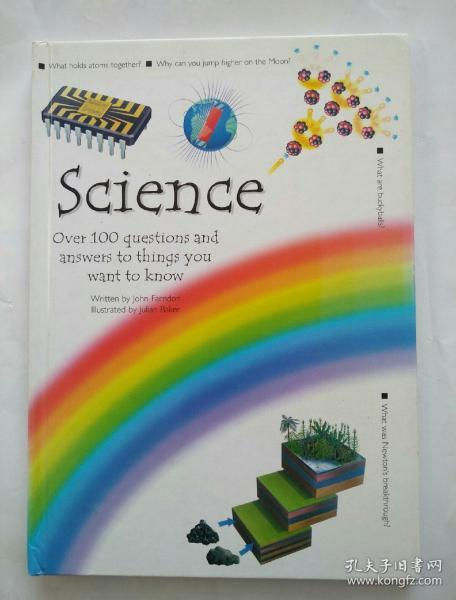 Science over 100 questions