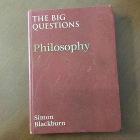 THE BIG QUESTIONS Philosophy(英文原版)