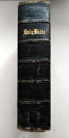 现货《 圣经  》大量钢板画版画插图, 约1860年出版