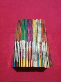 紫眸少女(1-6卷.共24册)缺1册