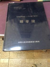 明清皇家陵寝一明孝陵扩展项目:明孝陵