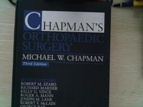 chapman整形外科  Chapman's Orthopaedic Surgery
