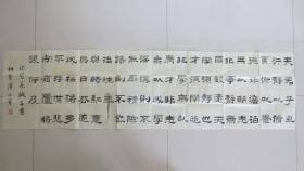 国家一级书法家,中国民族书法院副院长 杜有泽 书法作品