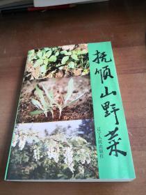 抚顺山野菜  (原版书)